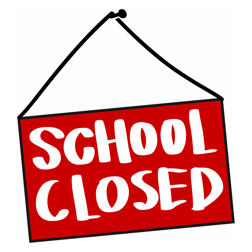 School Closed Feb. 20